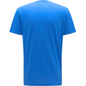 Haglöfs Camp Tee Men storm blue/tarn blue